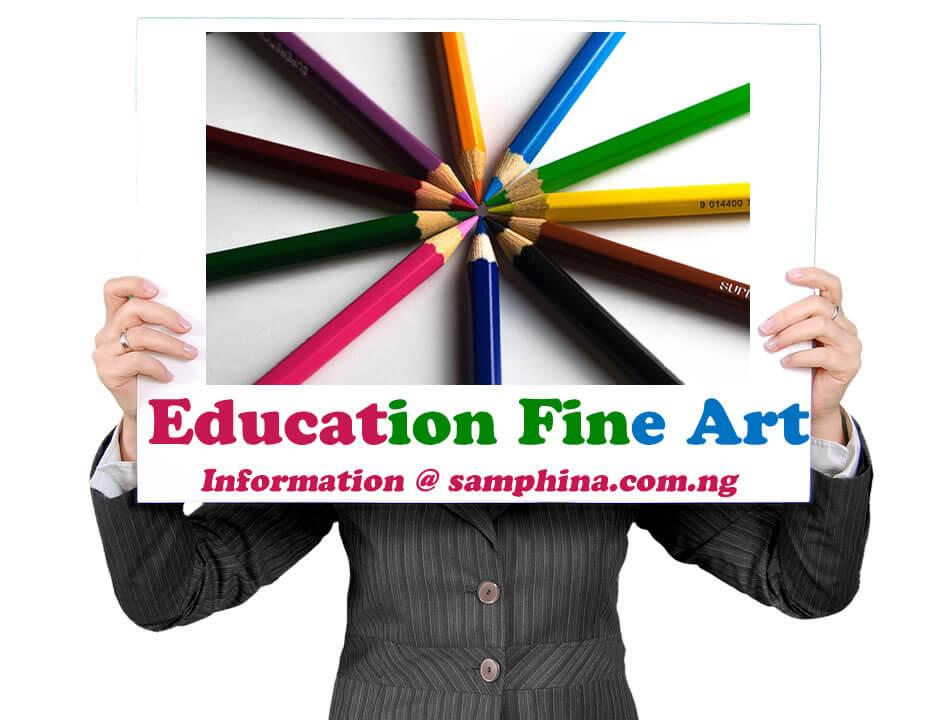 Education Fine Art
