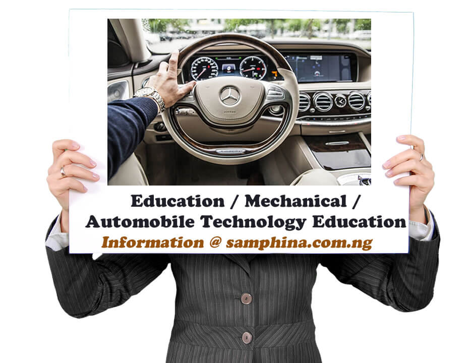 Education Mechanical Automobile Technology Education