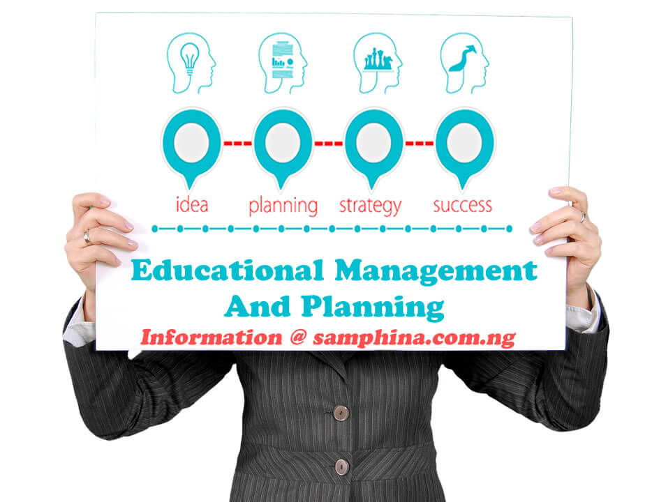 Educational Management And Planning