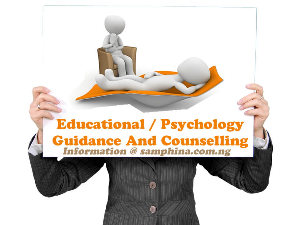 Educational Psychology Guidance And Counselling