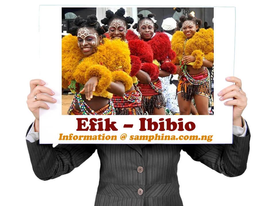 Efik – Ibibio