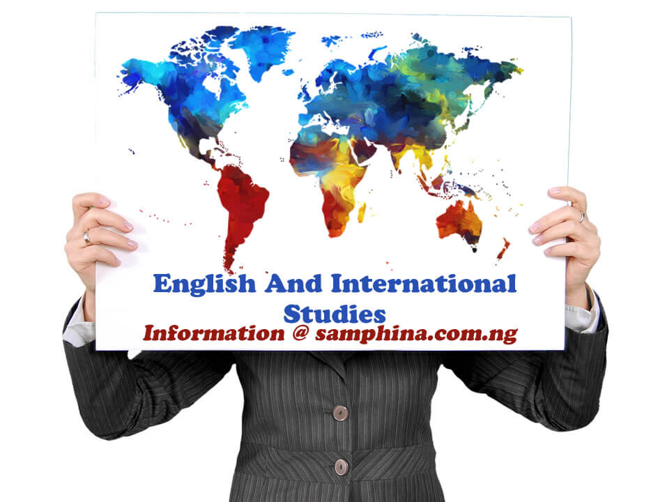 English And International Studies