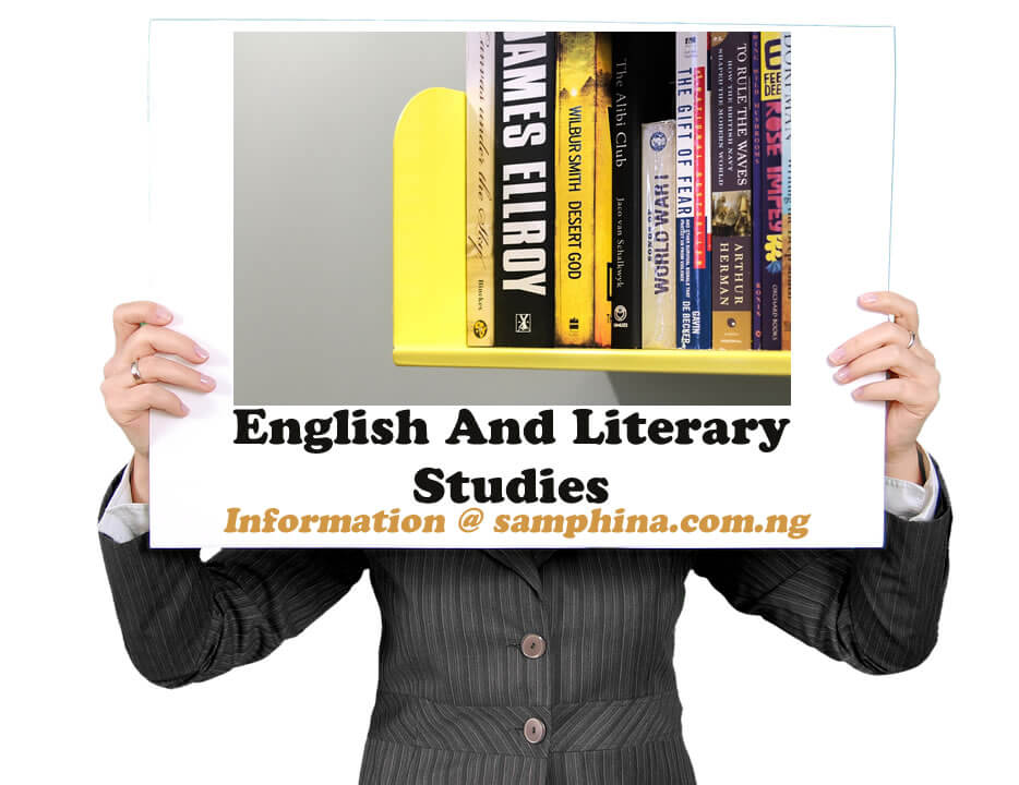 English And Literary Studies