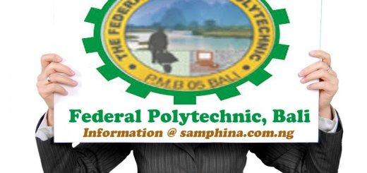 Federal Polytechnic Bali
