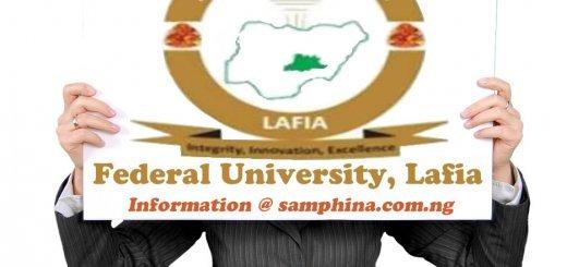 Federal University Lafia FULAFIA