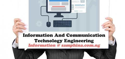 Information And Communication Technology Engineering