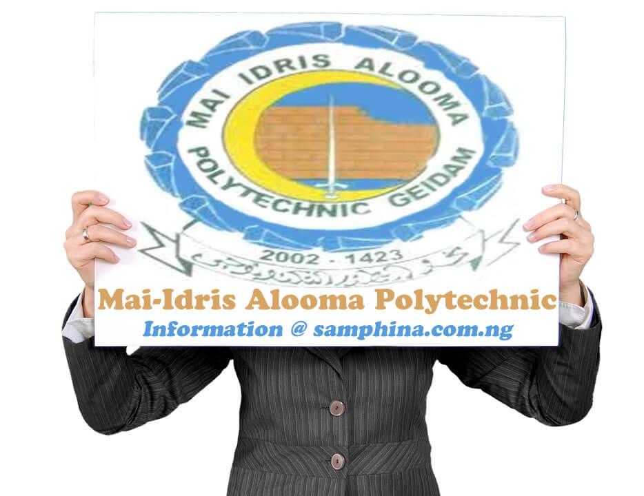 Mai Idris Alooma Polytechnic