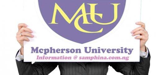 Mcpherson University MCU