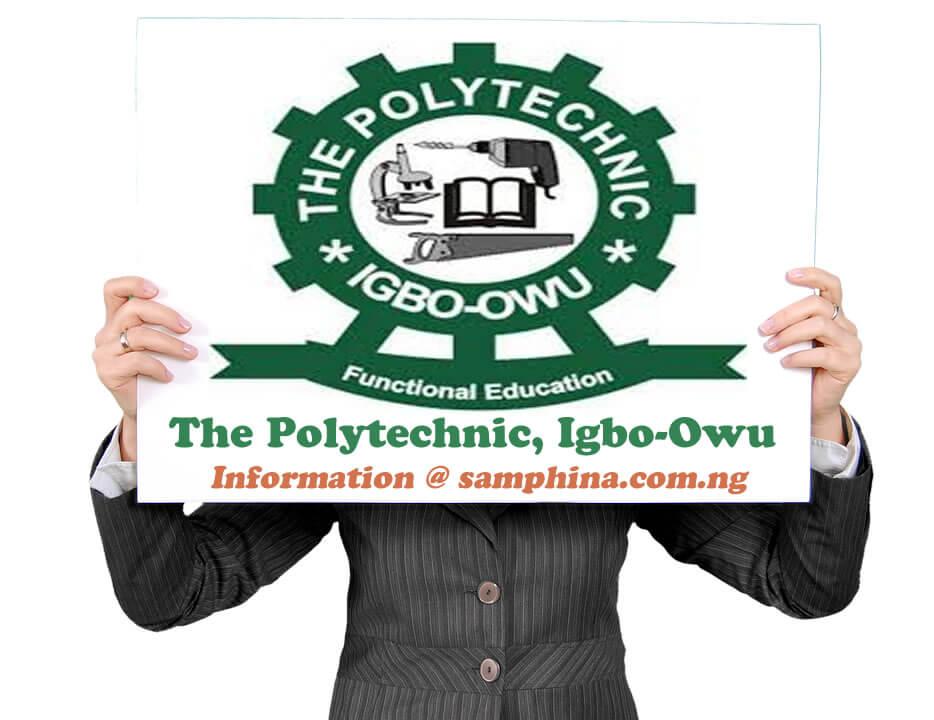 The Polytechnic Igbo Owu