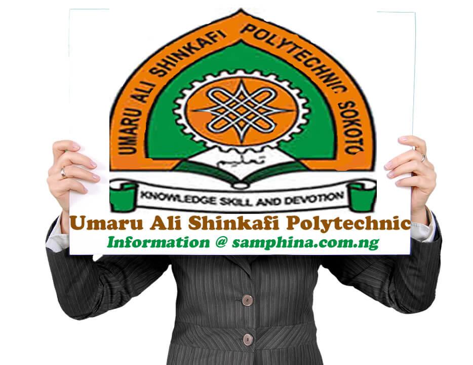 Umaru Ali Shinkafi Polytechnic Sokoto