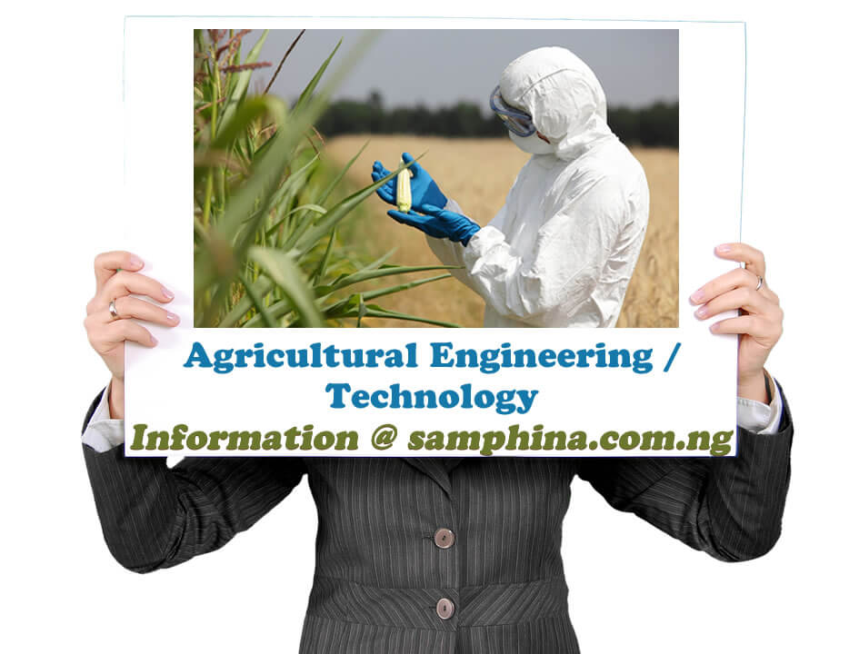 Agricultural EngineeringTechnology
