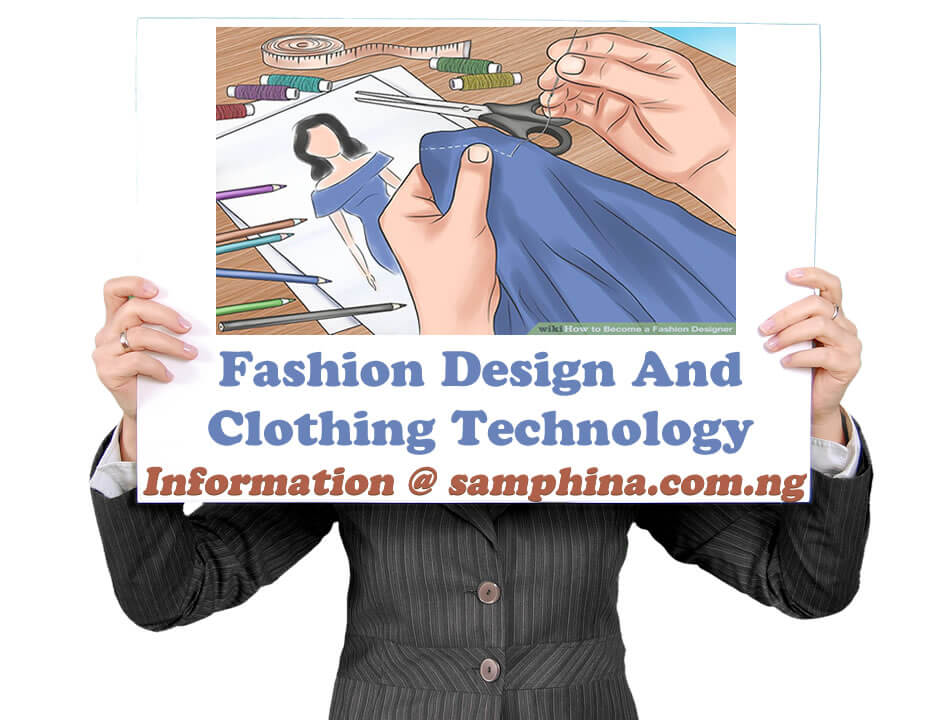Jamb Subject Combination For Fashion Design And Clothing Technology