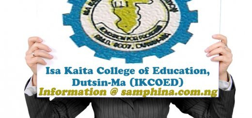 Isa Kaita College of Education Dutsin Ma IKCOED