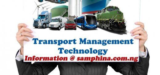 Transport Management Technology