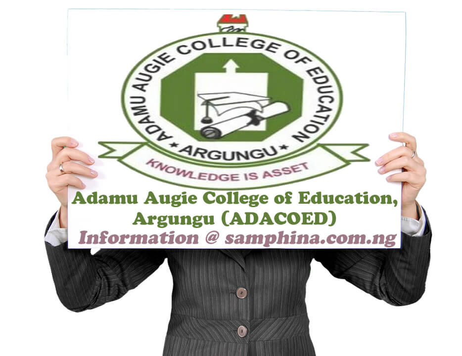 Adamu Augie College of Education Argungu ADACOED