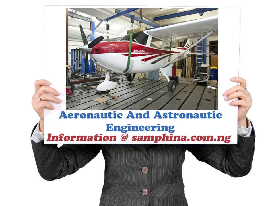 Aeronautic And Astronautic Engineering
