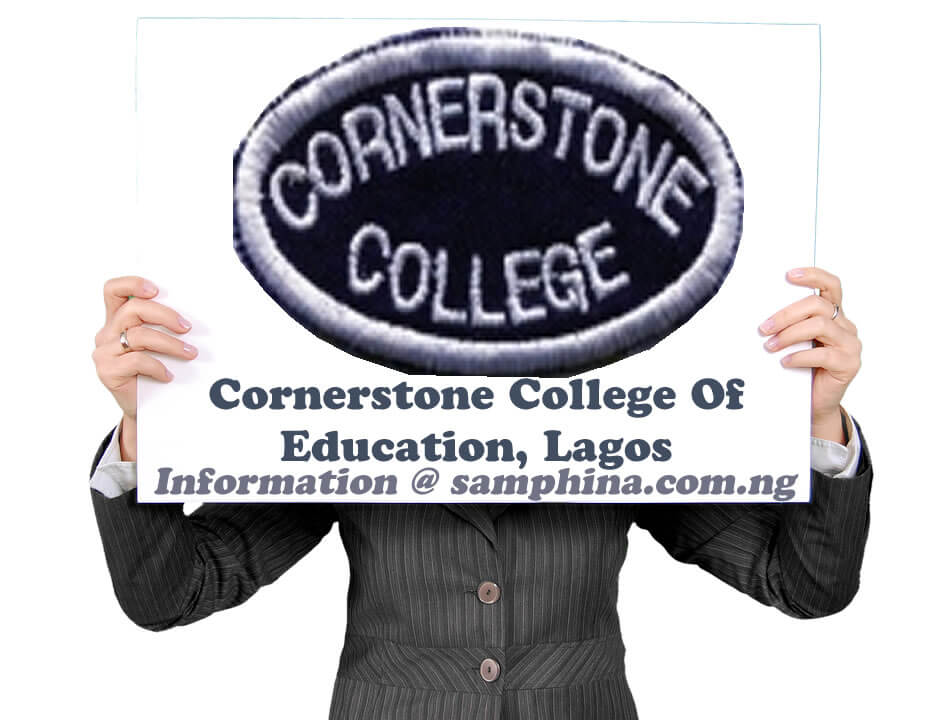 Cornerstone College Of Education Lagos