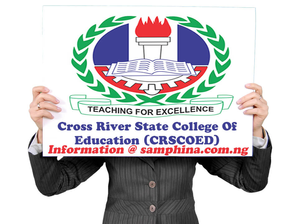 Cross River State College Of Education CRSCOED