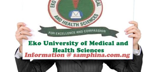 Eko University of Medical and Health Sciences