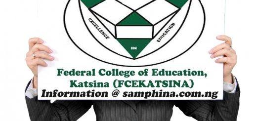 Federal College of Education Katsina FCEKATSINA