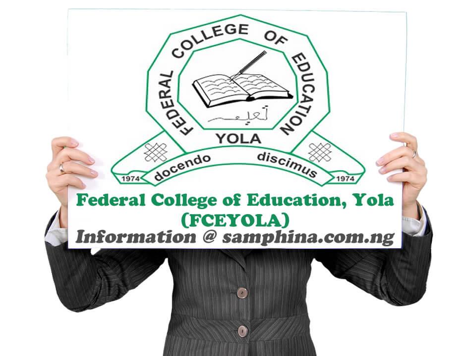 Federal College of Education Yola FCEYOLA