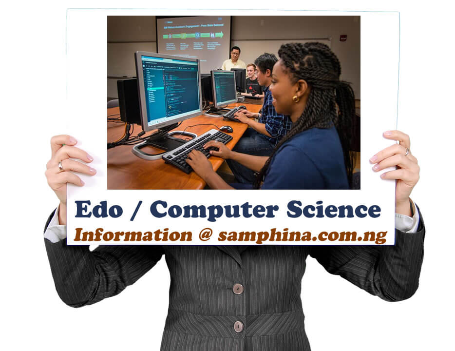 Edo and Computer Science