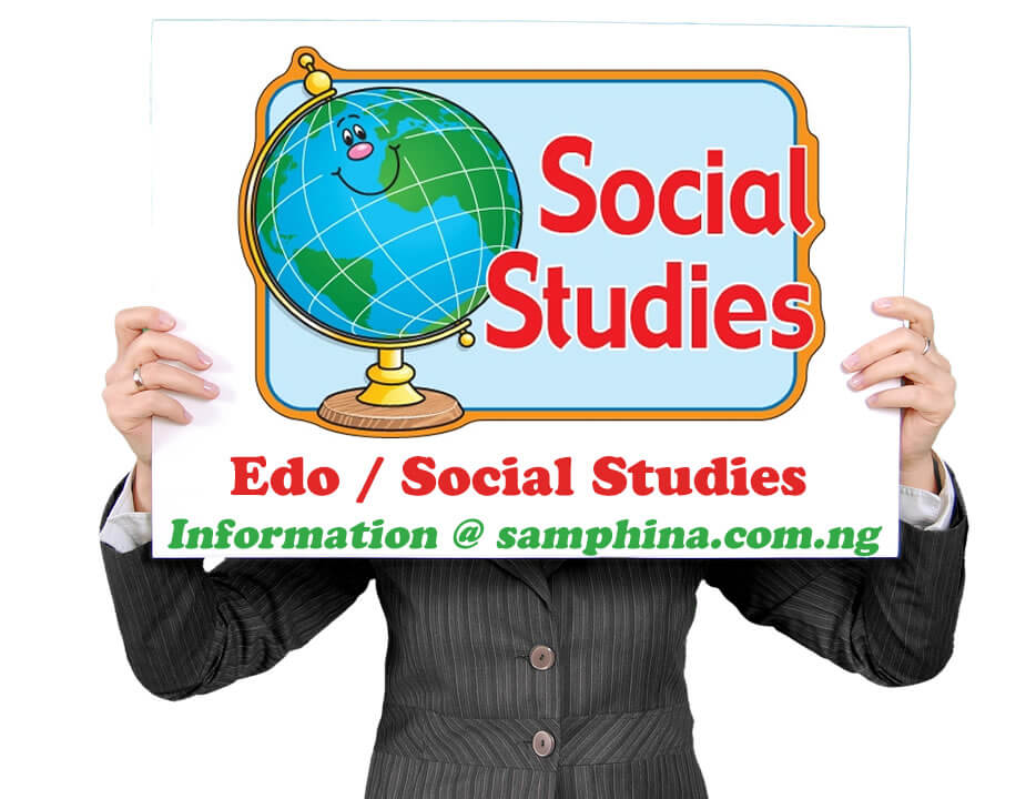 Edo and Social Studies