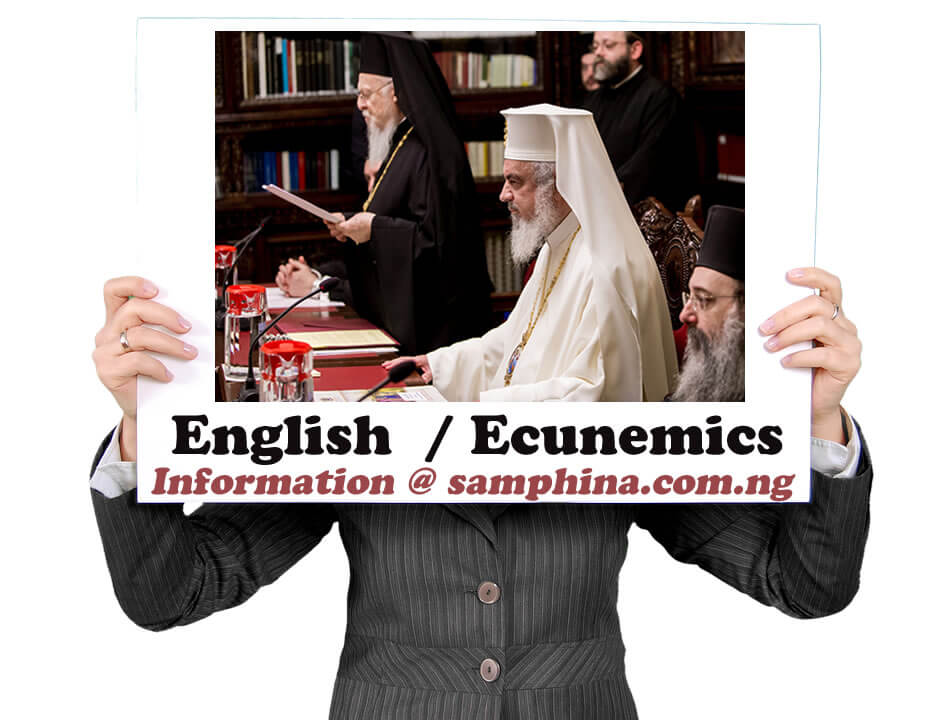 English and Ecunemics