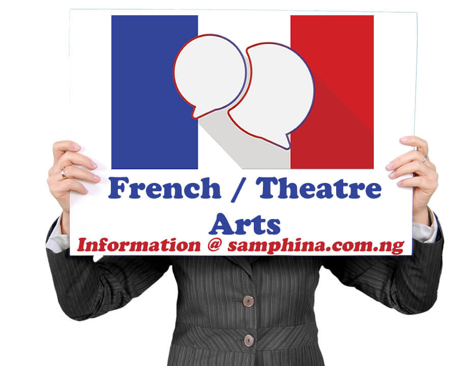 French and Theatre Arts