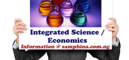 Integrated Science and Economics