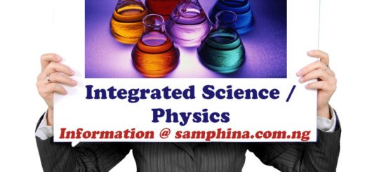 Integrated Science and Physics