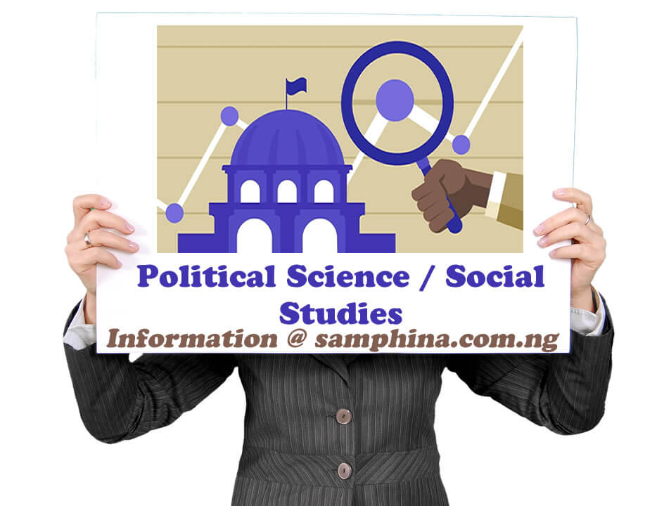 Political And Social Studies