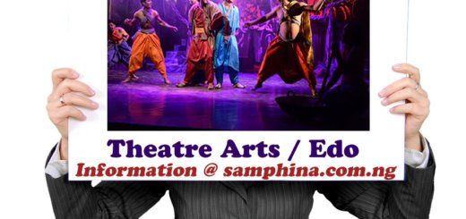 Theatre Arts and Edo