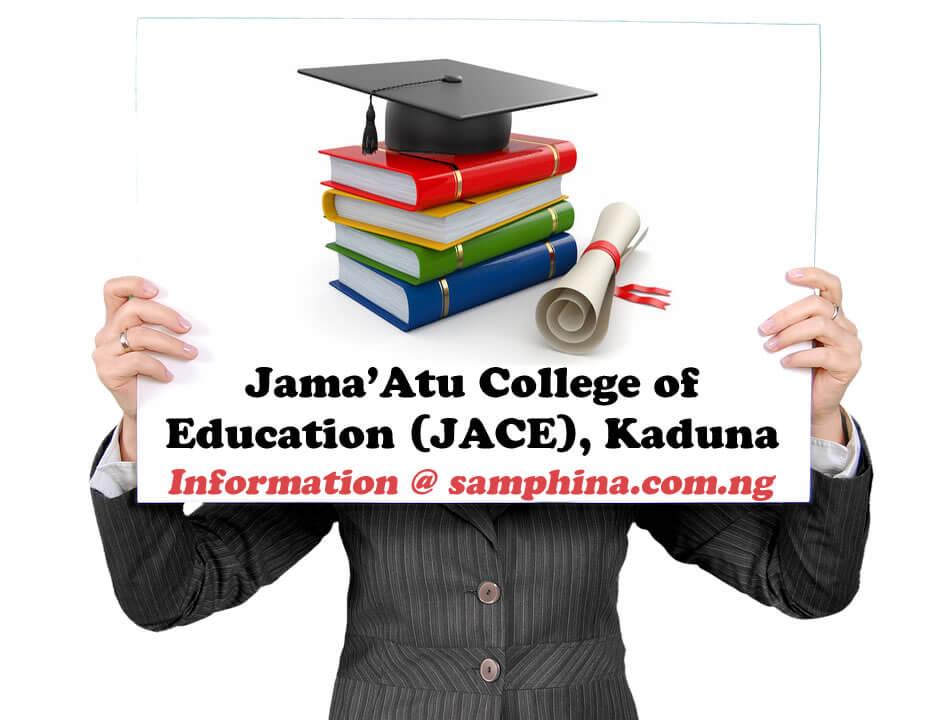 JamaAtu College of Education JACE Kaduna
