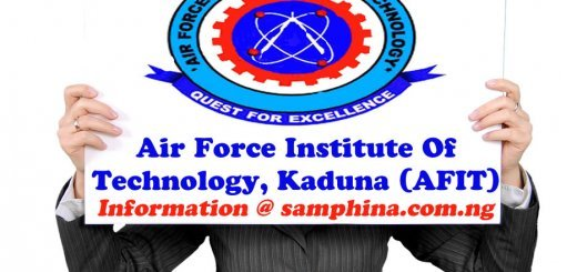 Air Force Institute Of Technology, Kaduna (AFIT)