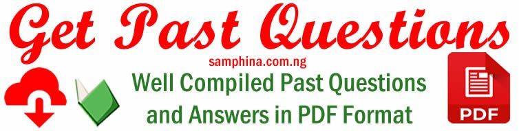 Get Past Questions