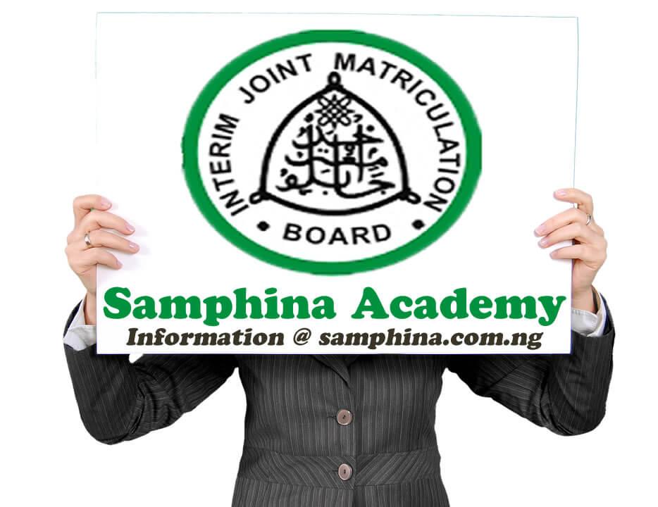 IJMB, Interim Joint Matriculation Board