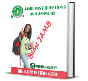 JAMB Past Questions and Answers Booklet (PDF)