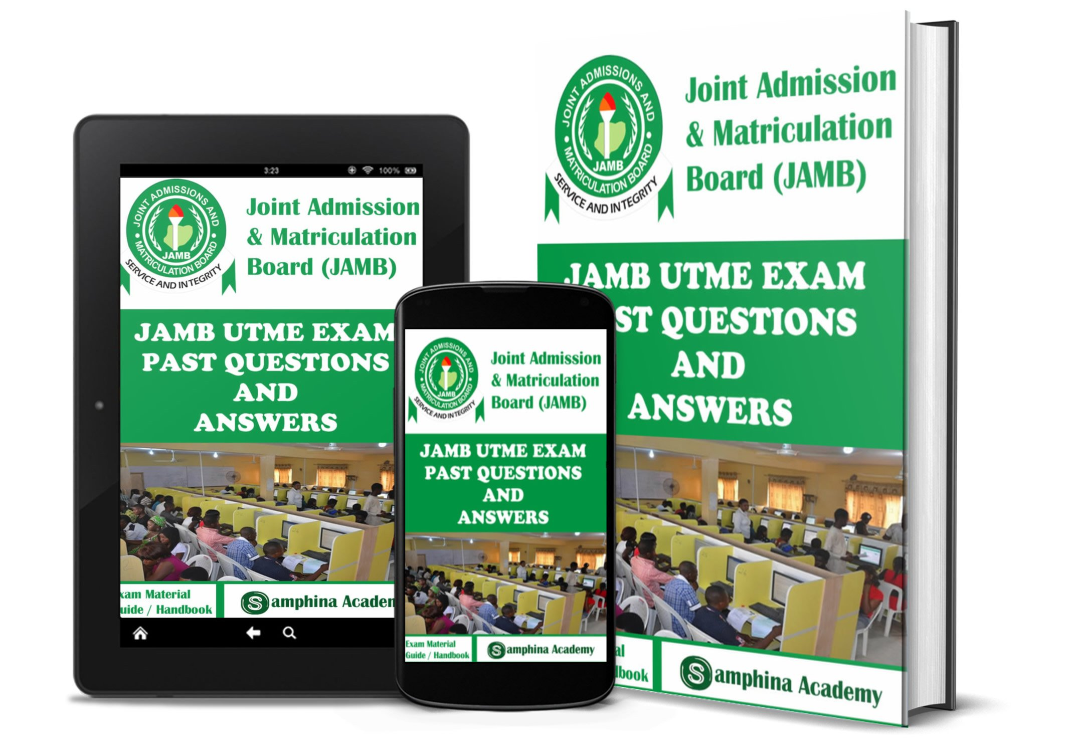 JAMB UTME Exam Past Questions and Answers