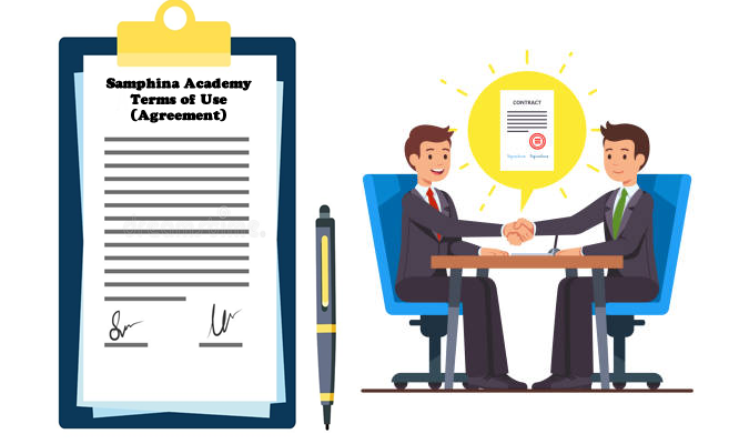Samphina Academy Terms of Use